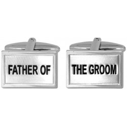 cufflinks father of the groom