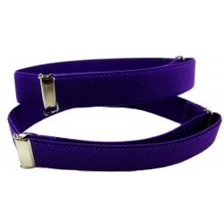 purple sleeve holders