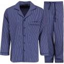 Ambassador pajamas - Blue / White