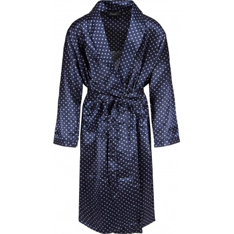Ambassador satin robes - Blue