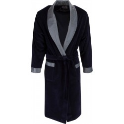 Ambassador Travel bathrobe - Blue