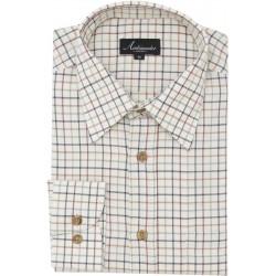 Ambassador shirt - Tattersall plaid