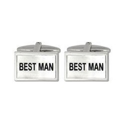 Dalaco cufflinks - Best man