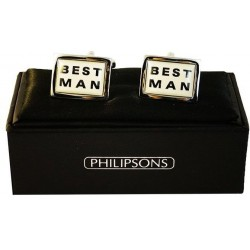 Philipsons cufflinks - Best man