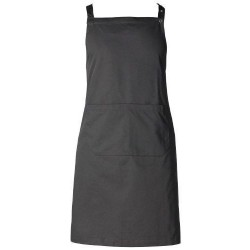 BBQ apron - Dark grey