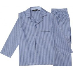 Striped poplin Pyjamas