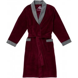 Ambassador Travel bathrobe - Bordeaux