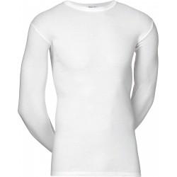 White JBS undershirt with long sleeves