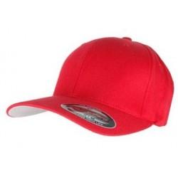 Red Flexfit Cap