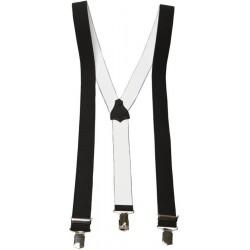 Black wide Y-Braces
