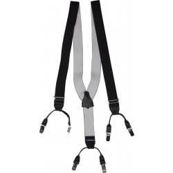 Black Braces 36 mm wide