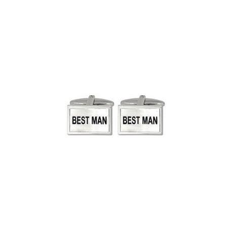 Dalaco cufflinks - Best man