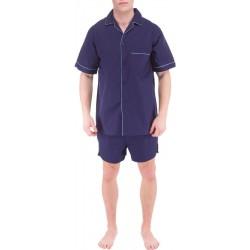 Navy mens pyjama