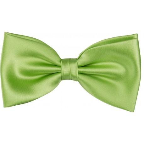 Light green bow tie
