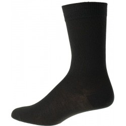 black mens socks
