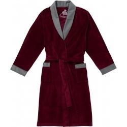 Ambassador Travel bathrobe - Bordeaux