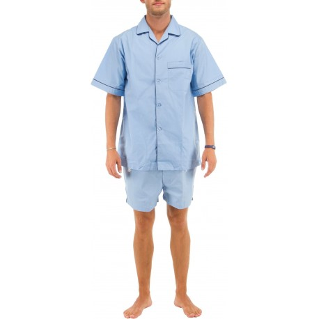 Lightblue mens pyjama