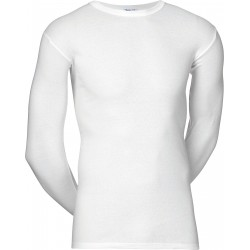 White JBS undershirt with long sleeves