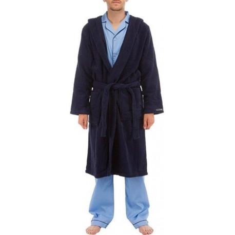 Anthracite Taubert bathrobe